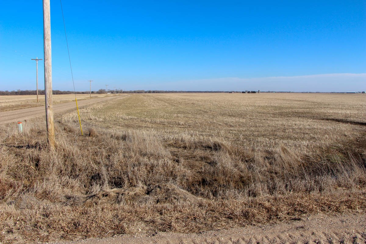 Saline County, KS Farmland Auction - Kansas Land For Sale
