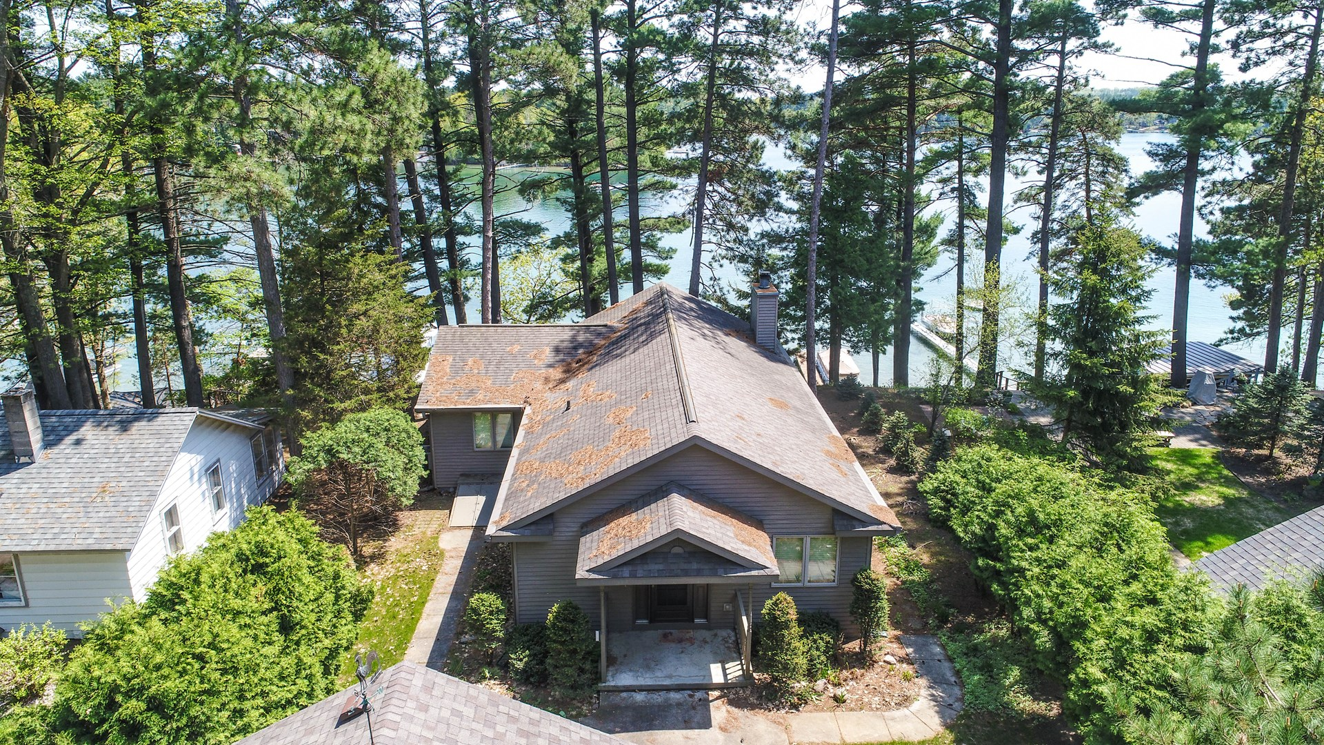 Lakefront Home for sale Waupaca, WI, Chain O' Lakes