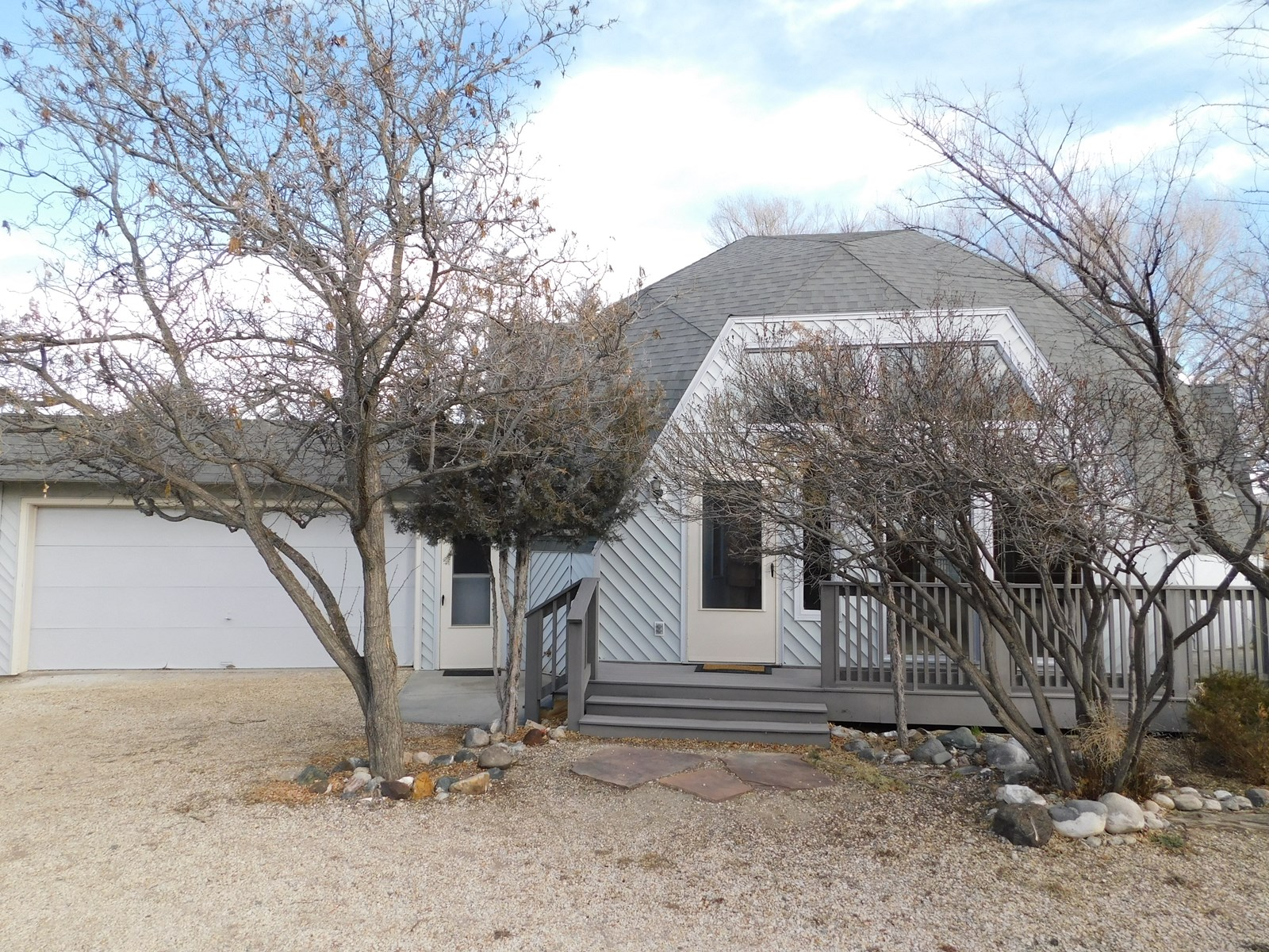 Clean and Sharp Dome Home For Sale in Salida, Colorado