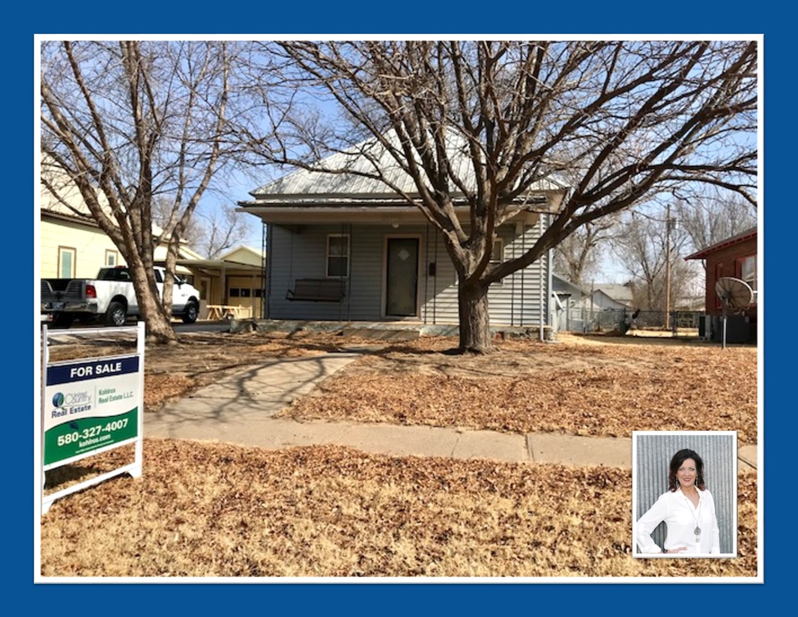 Homes for Sale Waynoka, OK