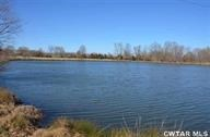Private Lake for sale with Barn & acreage near Jackson TN