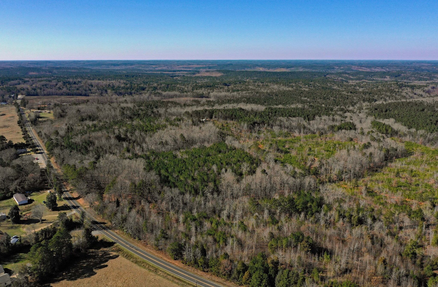 15 ROLLING ACRES FOR HUNTING OR DEVELOPMENT IN RIDGEWAY, SC