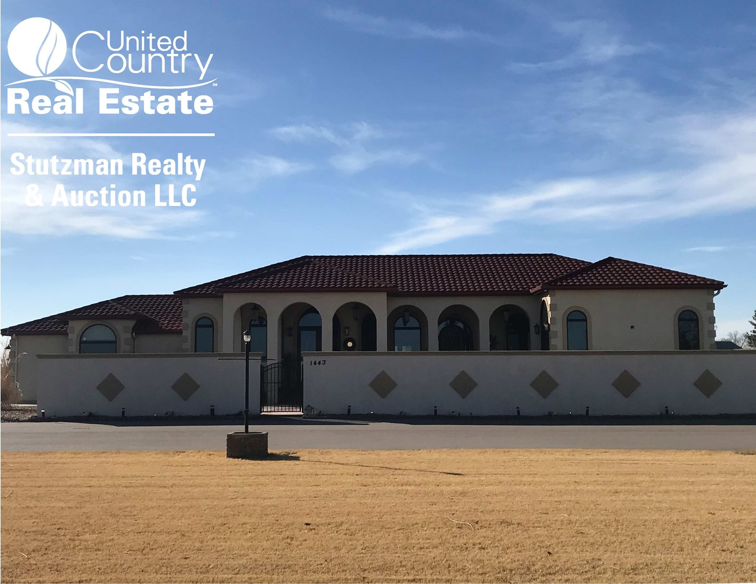 LUXURY EQUESTRIAN PROPERTY FOR SALE ~ WESTERN KANSAS
