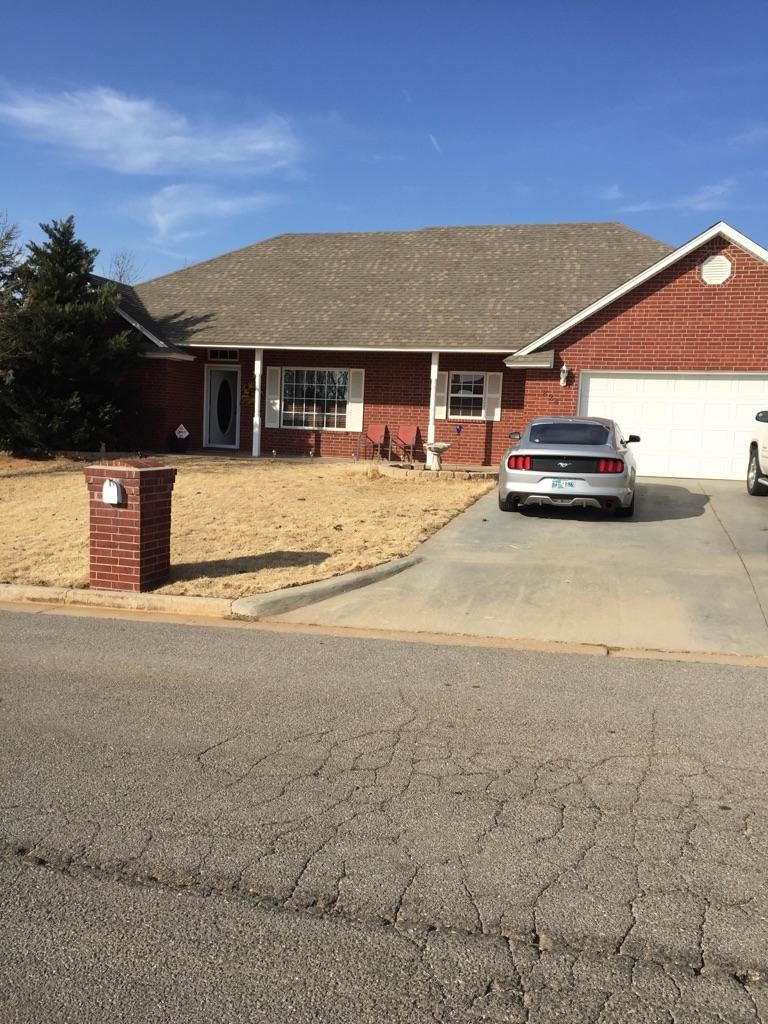 Home For Sale Hinton OK