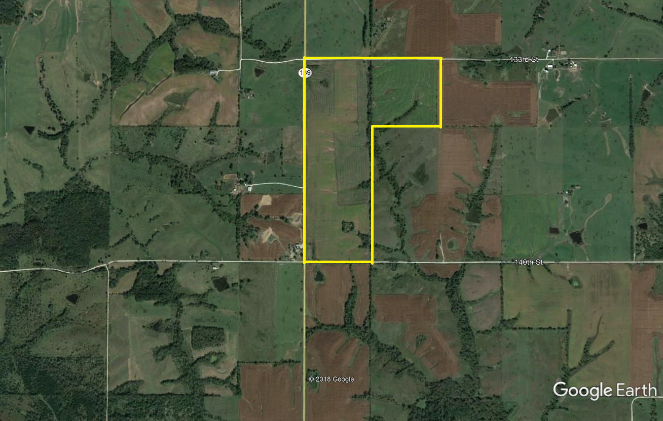 Land/Investment for sale in Putnam County near Unionville MO