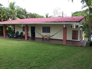 COUNTRY BEACH HOUSE PLAYA CORONA, PANAMA FOR SALE