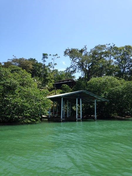 Coastal Cabin on the Caribbean Sea Bocas Del Toro, Panama