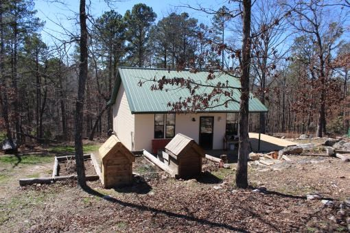 CABIN & 8.5 ACRES FOR SALE IN SOUTHERN MISSOURI - ELLSINORE