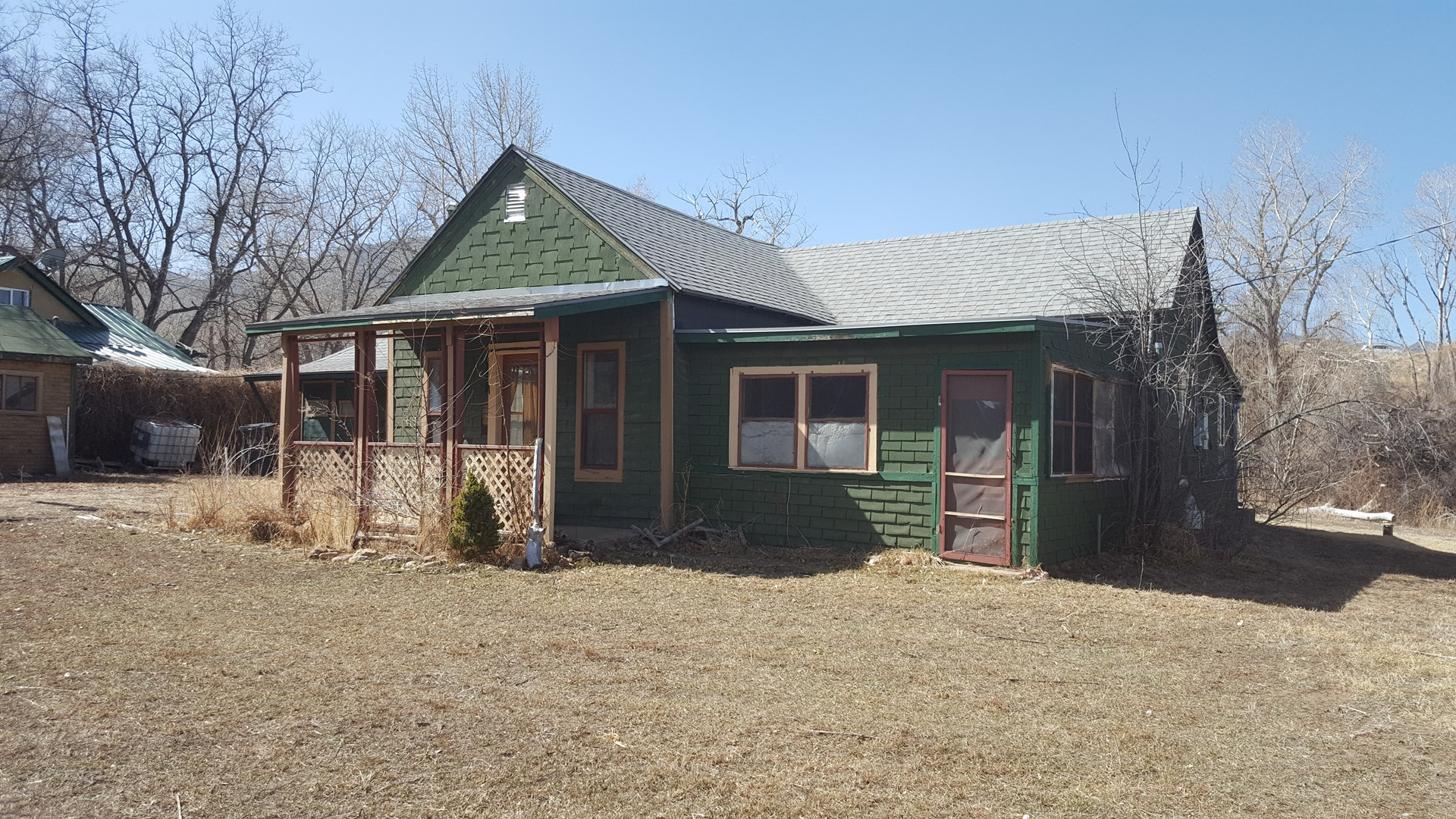 Historic Mountain Home with  .5 acre for Sale Wetmore, CO