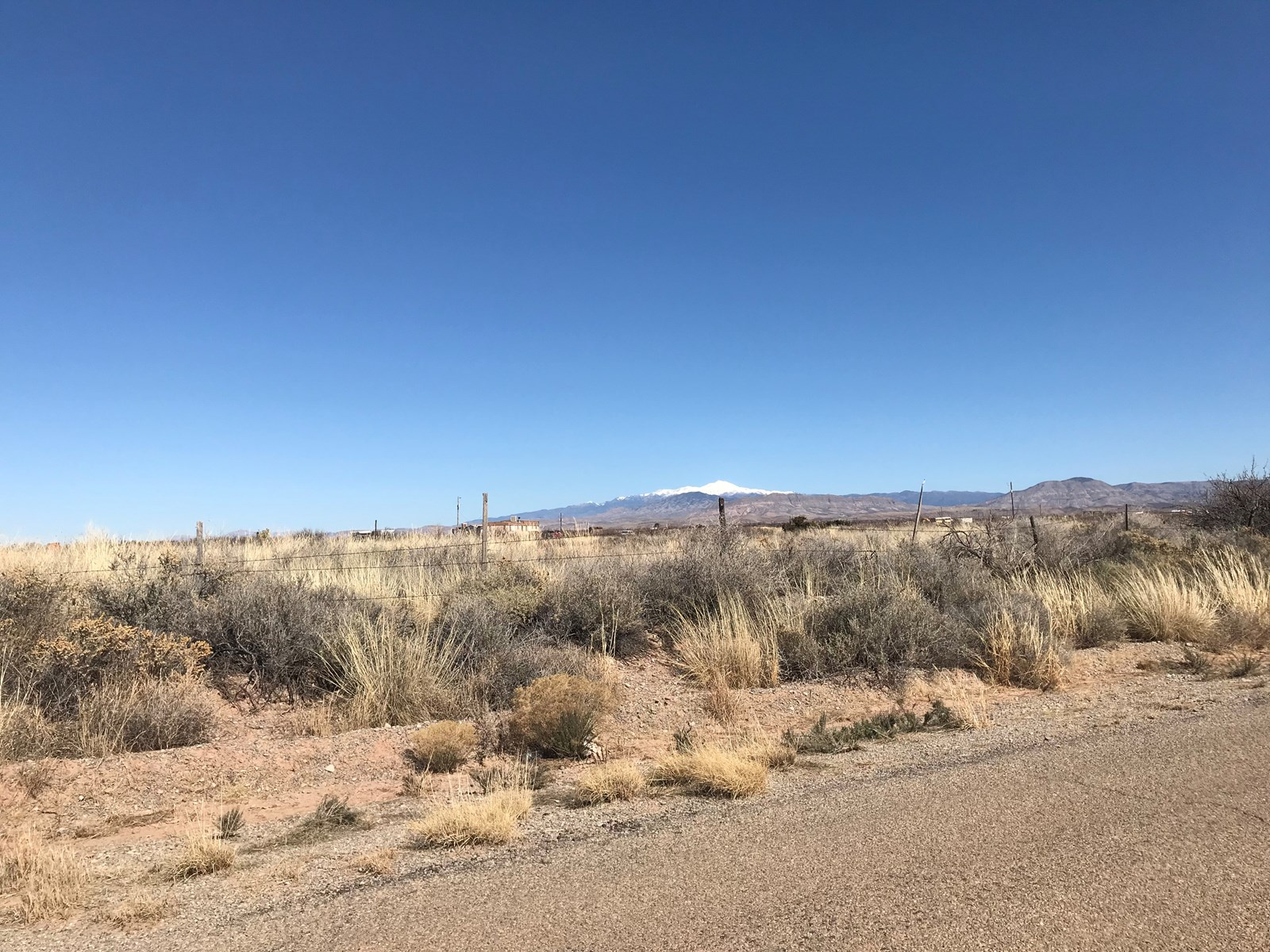 30 Acres Raw Land in Tularosa, New Mexico