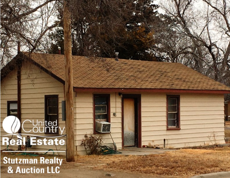 INVESTMENT PROPERTY IN ULYSSES, KANSAS