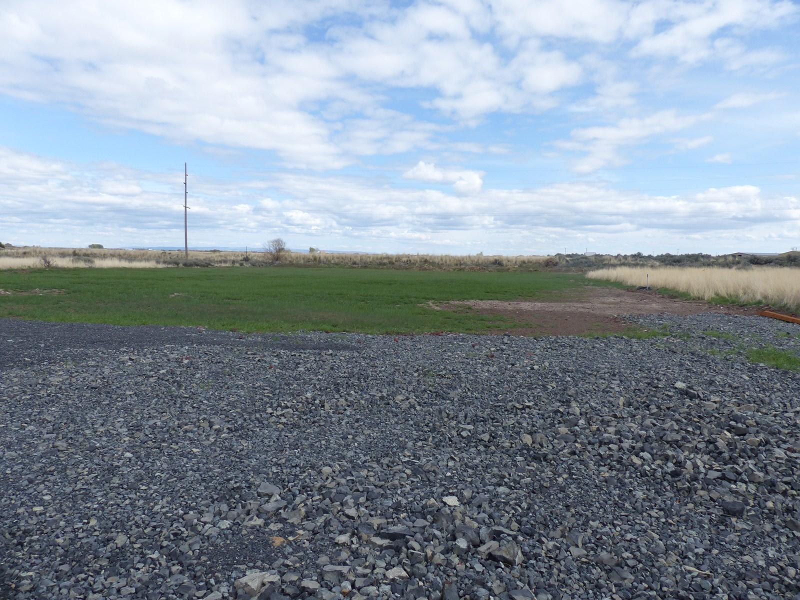 RESIDENTIAL LOT IN HINES OR - READY TO BUILD