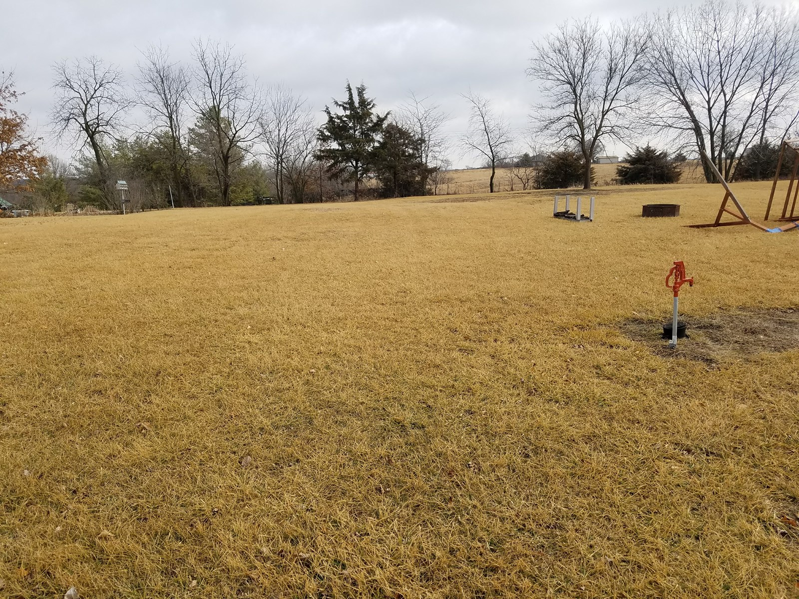 Lot for sale at Lake Thunderhead in North Missouri