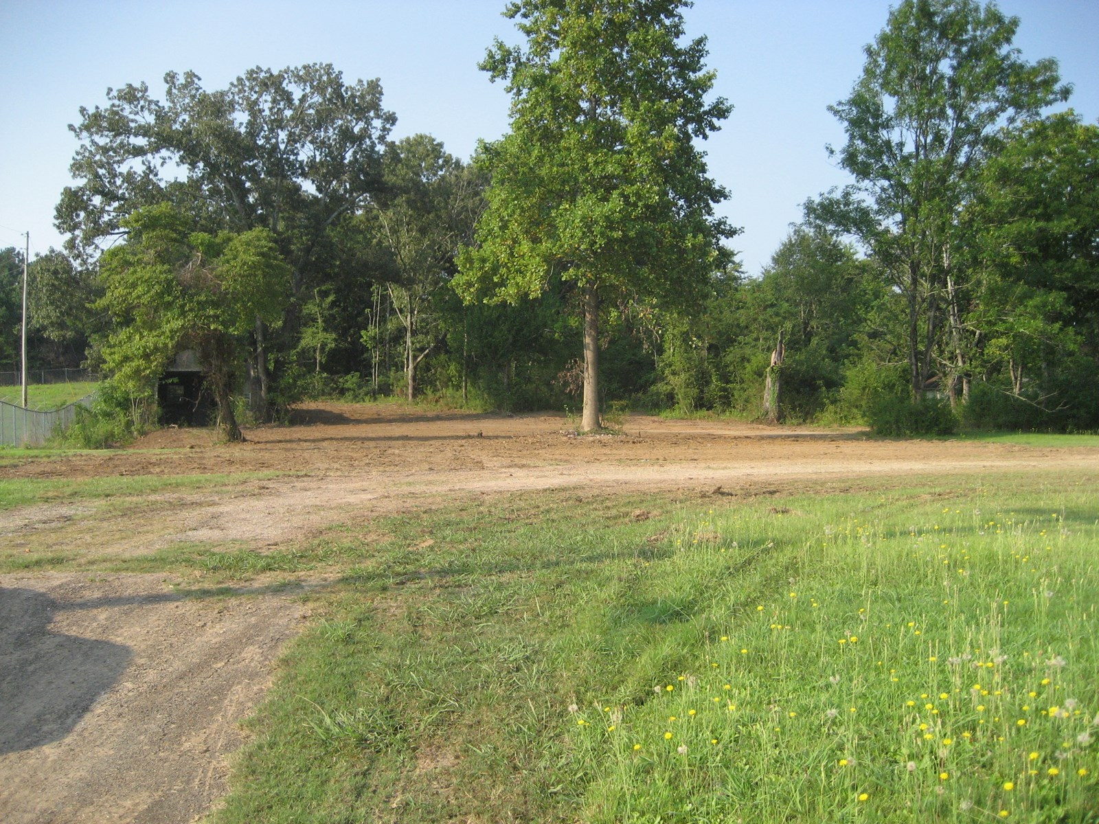 COMMERCIAL LAND FOR SALE IN ADAMSVILLE, TN, MCNAIRY COUNTY