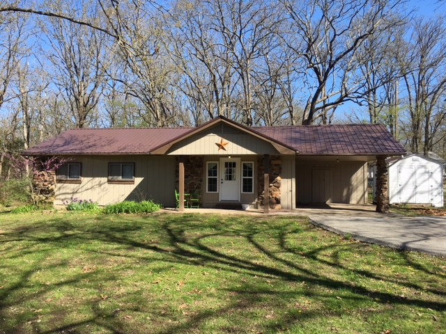 Newly Updated 3 Bedroom Home in SW Missouri