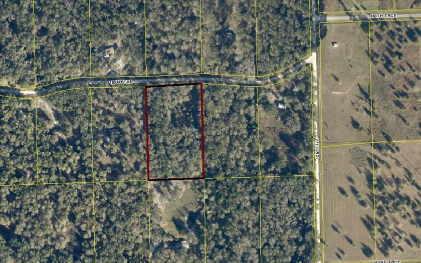 North Florida Residential Lot in the Country