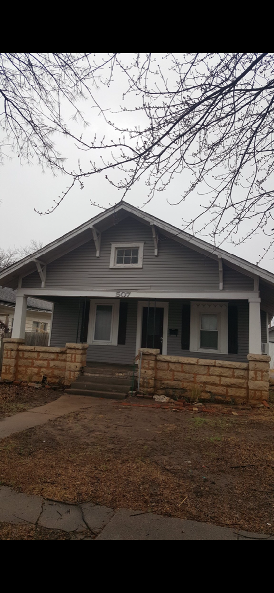 Home For Sale Ponca City Ok Starter Or Turn Key R