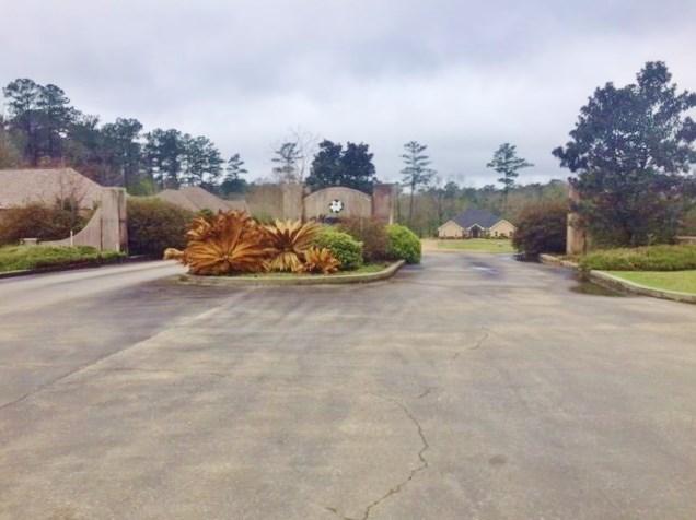 McComb MS Subdivision Building Lot