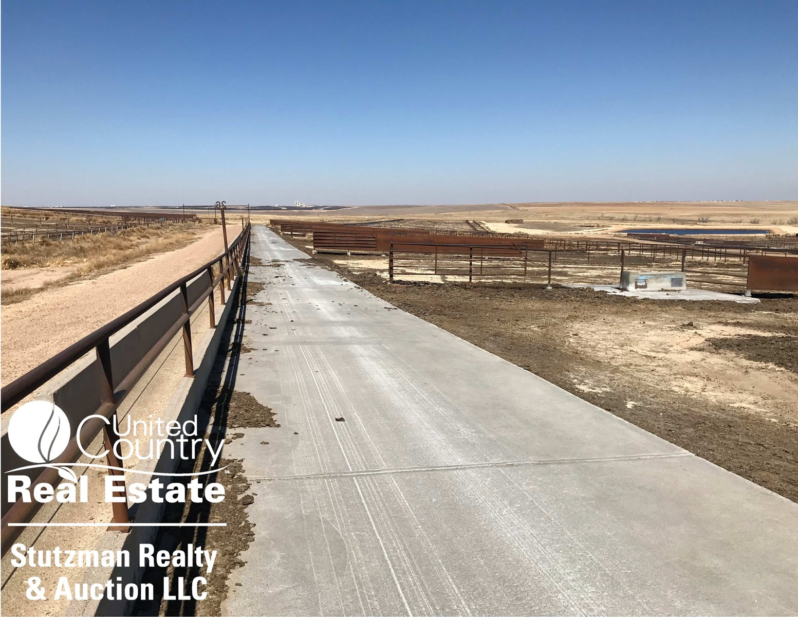 COMMERCIAL FEEDYARD FOR SALE IN WESTERN KANSAS