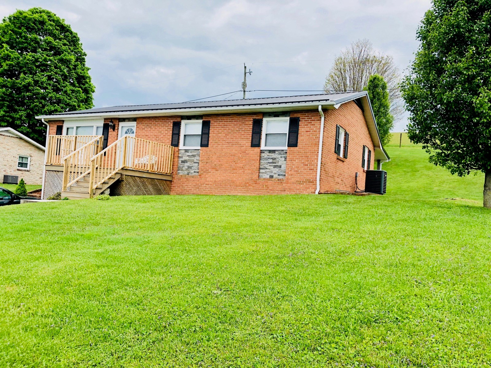 Nice Brick Home in a Great Location!  Chilhowie, VA
