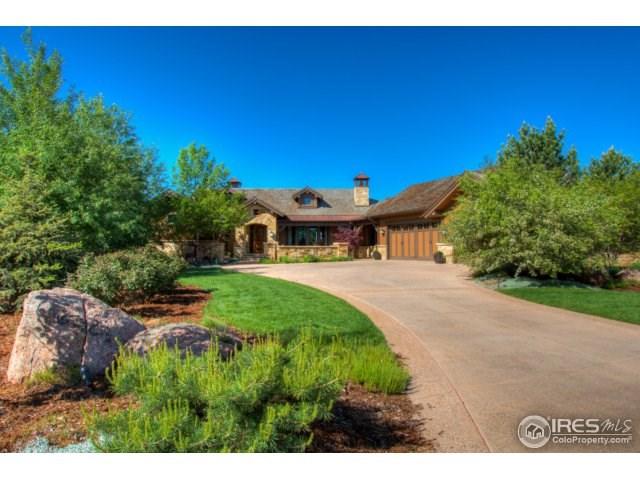 Luxury Golf Homes For Sale Colorado Harmony Club Timnath