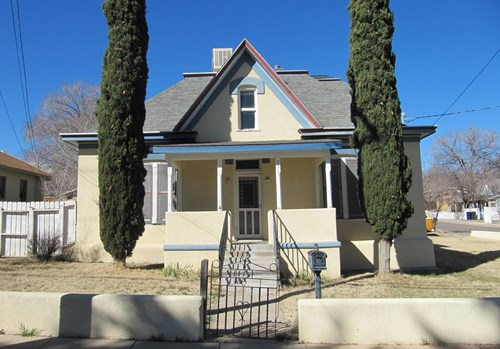 HISTORIC HOME FOR SALE IN TOWN SILVER CITY NM