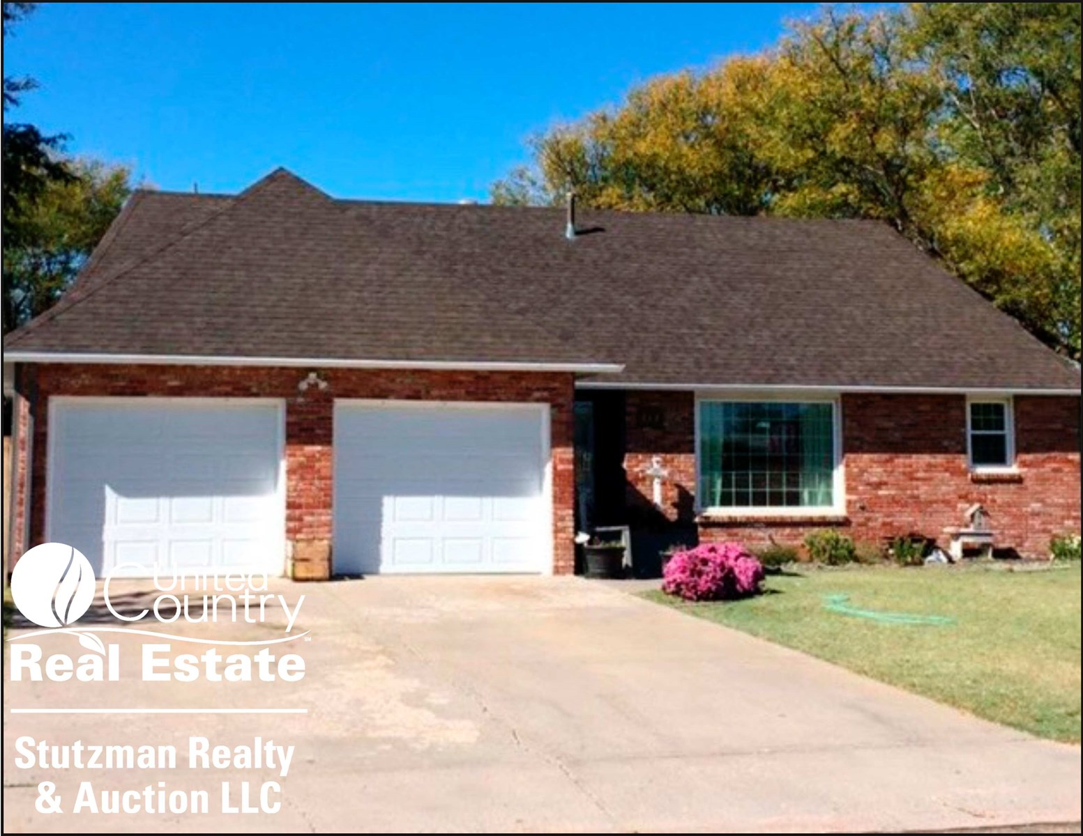 FIVE BEDROOM BRICK HOME FOR SALE IN ULYSSES, KS