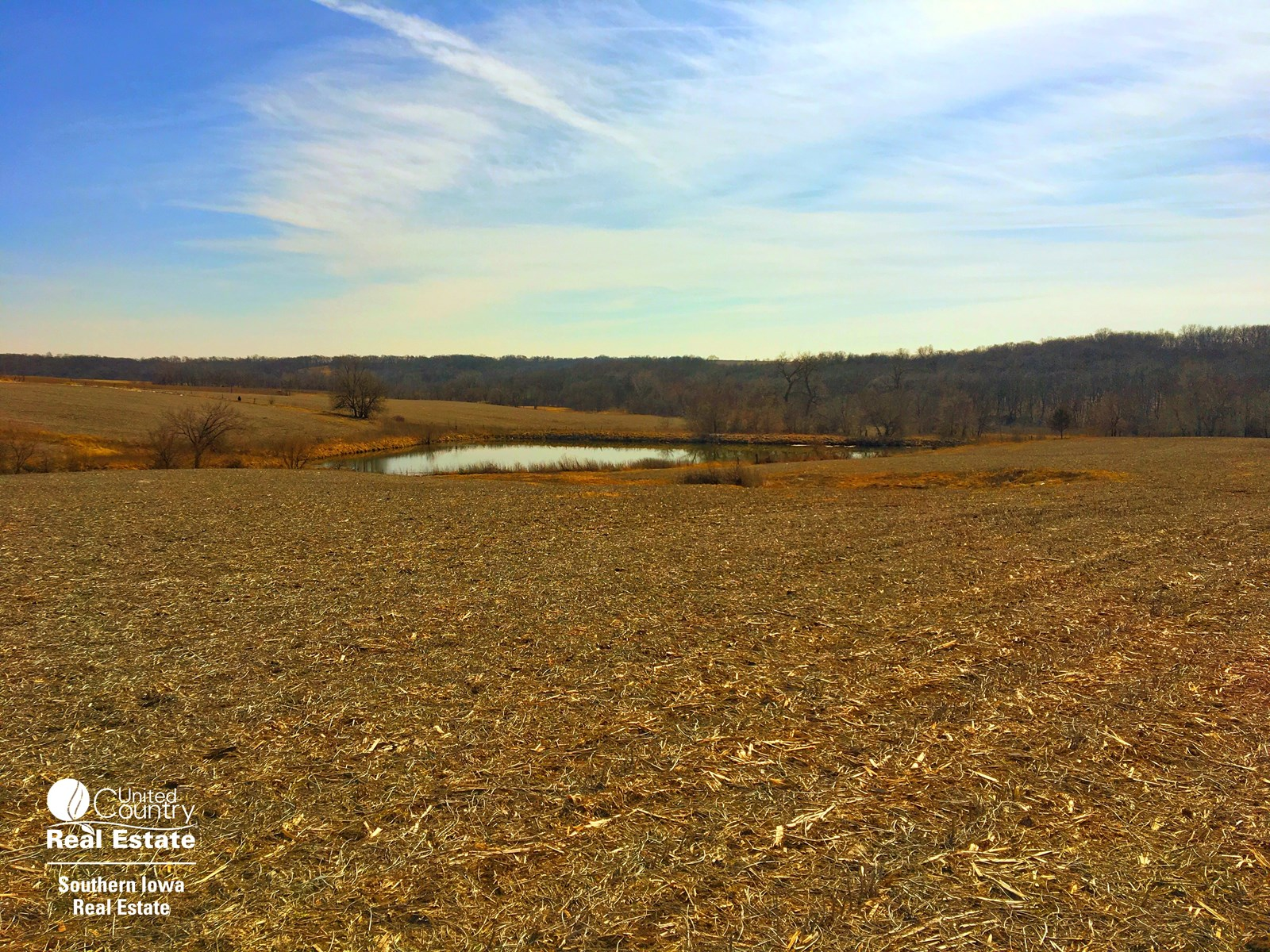Whitetail Deer Hunting Property For Sale with Crop Ground MO