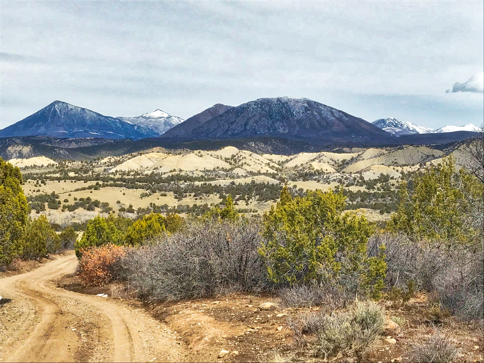 Mountain  Hunting Property for Sale Western Colorado