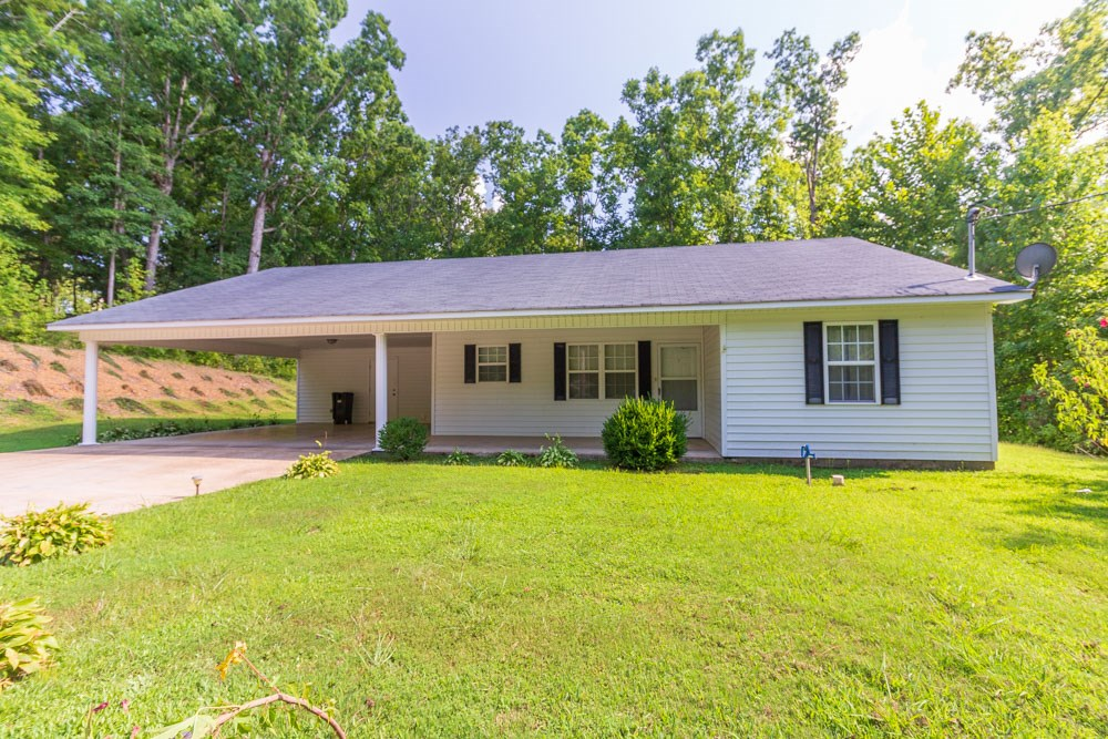 Country Home for sale Selmer, TN; McNairy County