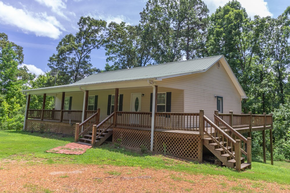 Home for Sale; Beautiful Country Setting in West Tennessee