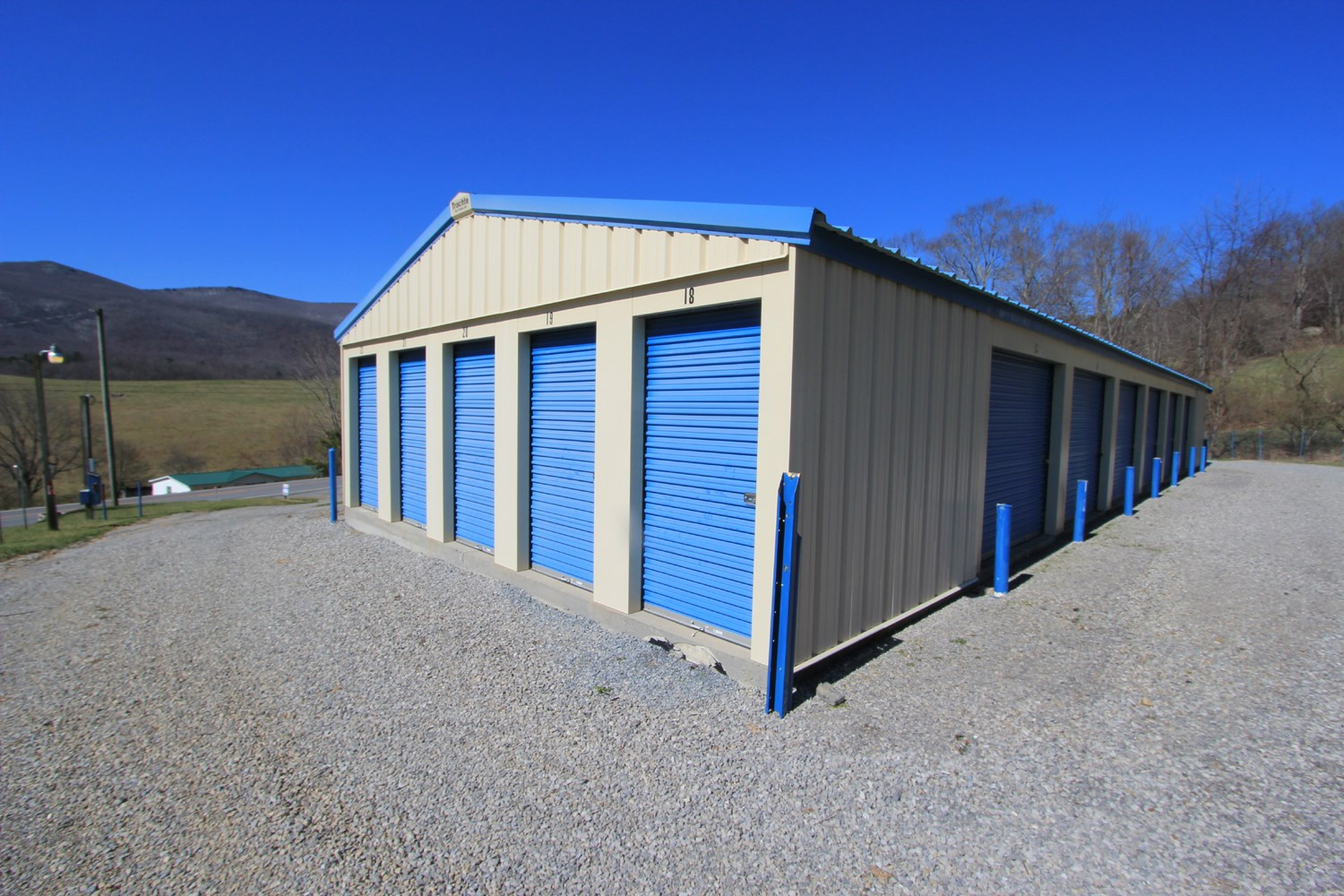 Mini-Storage Units, Great Investment Opportunity
