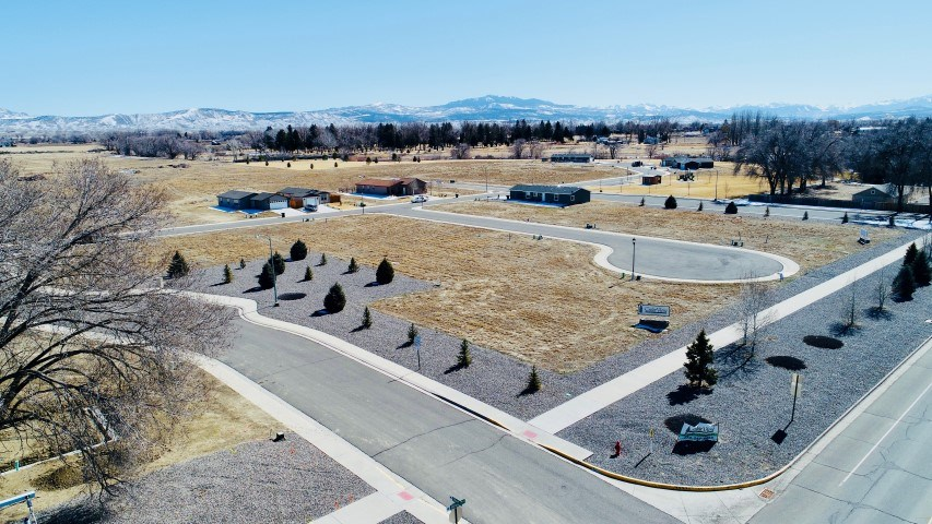 Land For Sale in a Newer Subdivision Montrose Colorado
