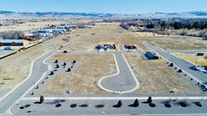 NEWER SUBDIVISION LAND FOR SALE MONTROSE COLORADO