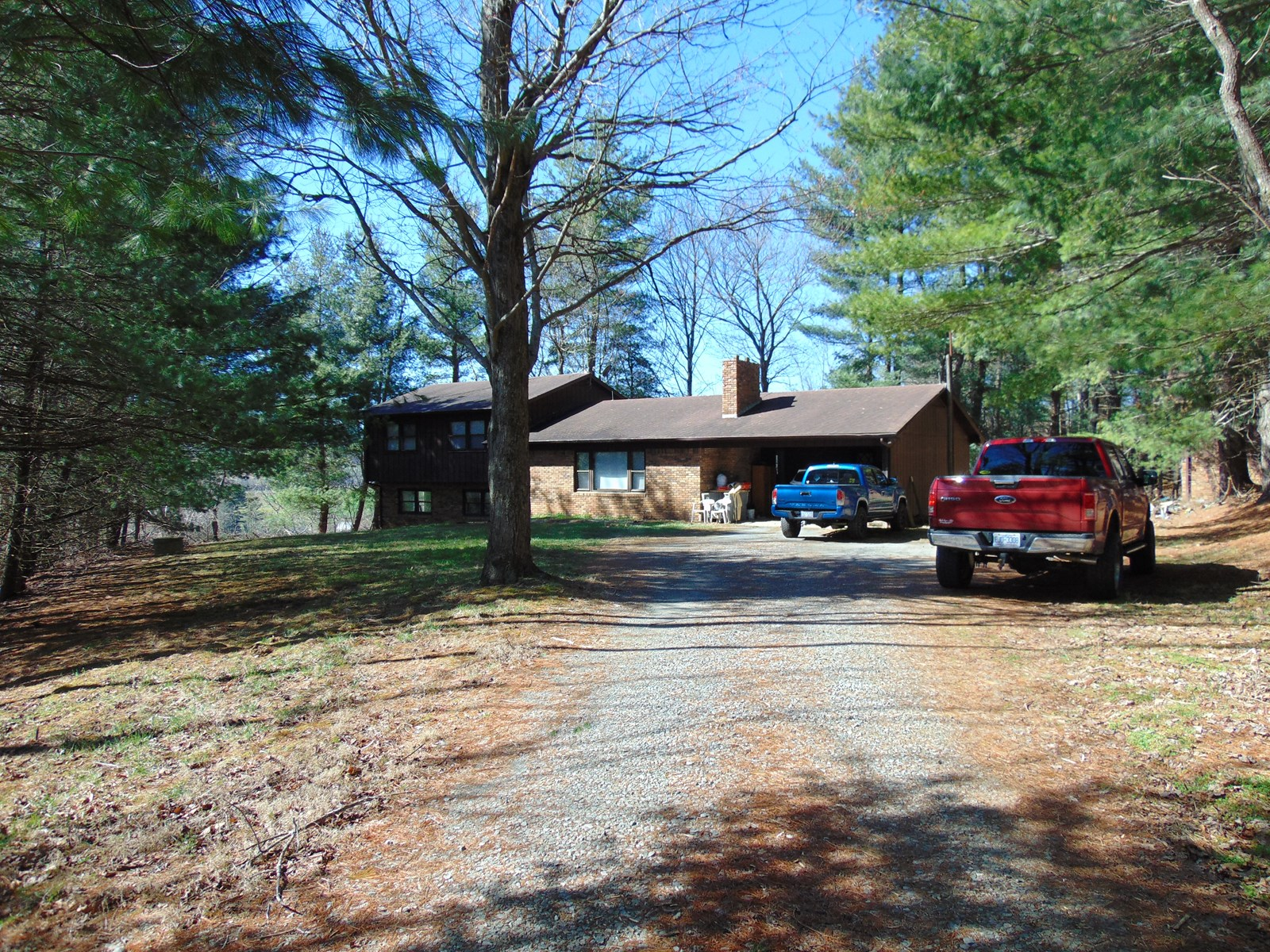 Home for Sale in Alleghany County NC Blue Ridge