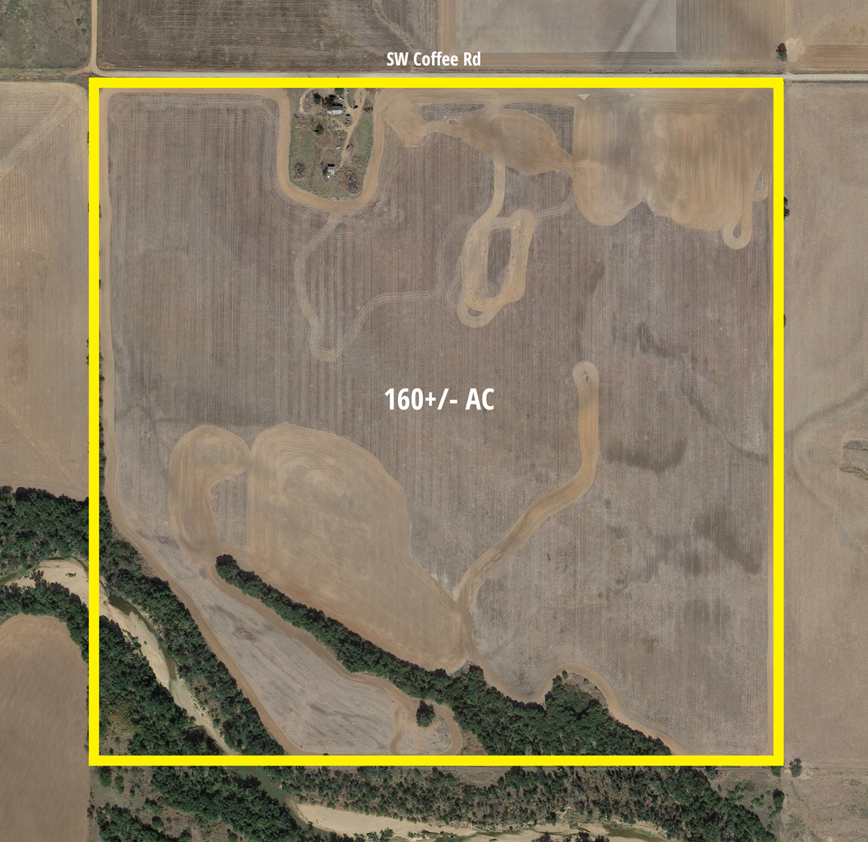 CROPLAND GRAZING AND POTENTIAL HUNTING MULTI PROPERTY AUCTION COTTON COMANCHE COUNTY OKLAHOMA