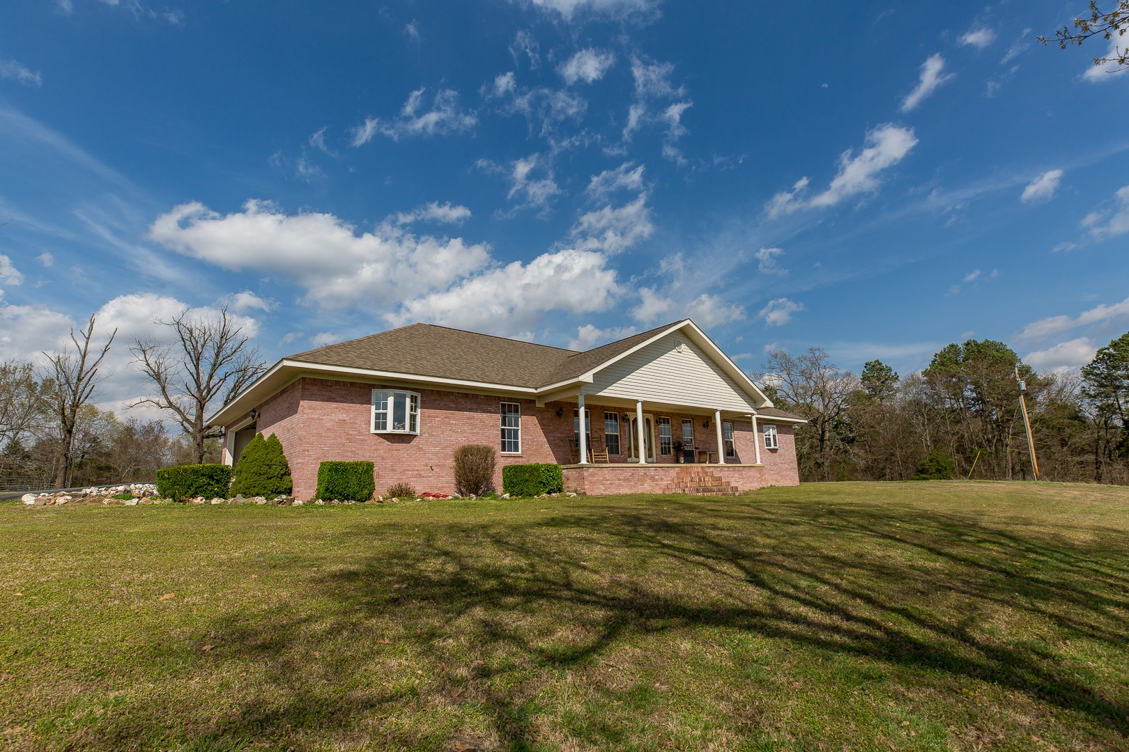 Brick Home with land for sale in Arkansas