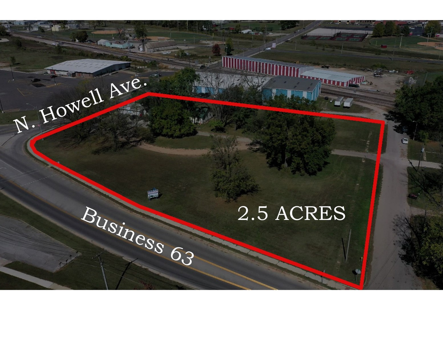 Missouri Ozarks commercial property for sale in West Plains