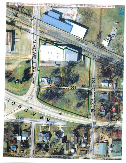 Missouri Ozarks commercial property in West Plains, Missouri