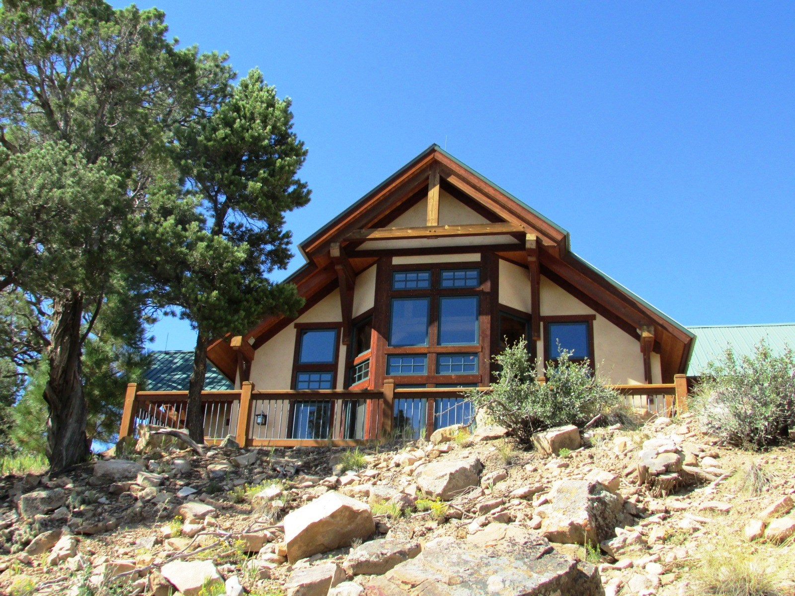 Home For Sale Pleasant Valley Log Hill Ridgway Colorado