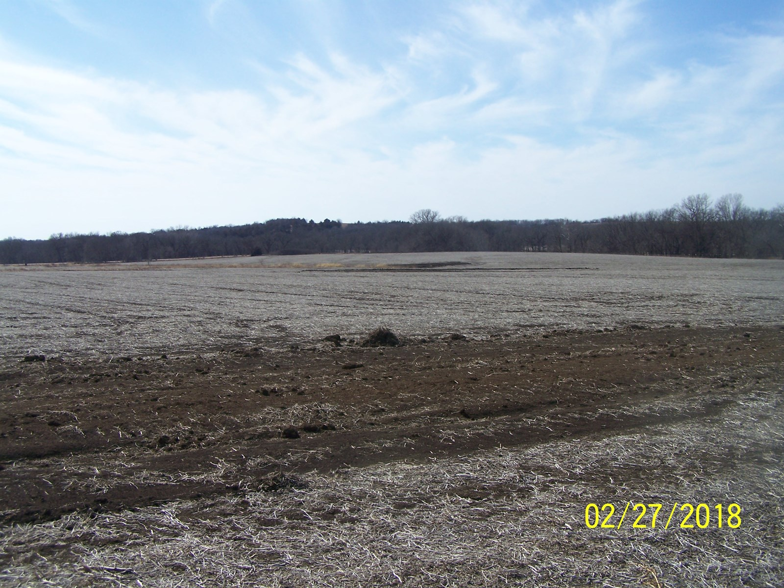 Acreage For Sale In Pottawatomie County