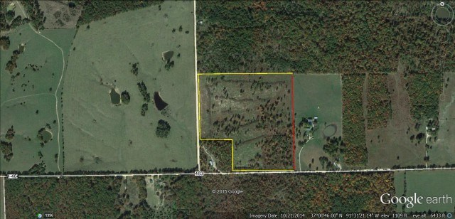 Land for Sale - Perimeter Fenced - Pasture
