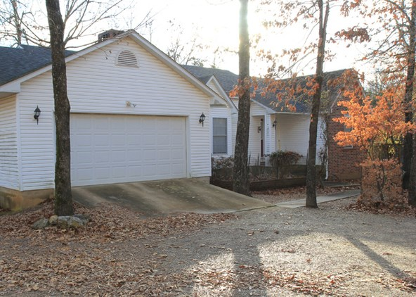 Ozarks Secluded Country Home with 120 acres for sale - Viola