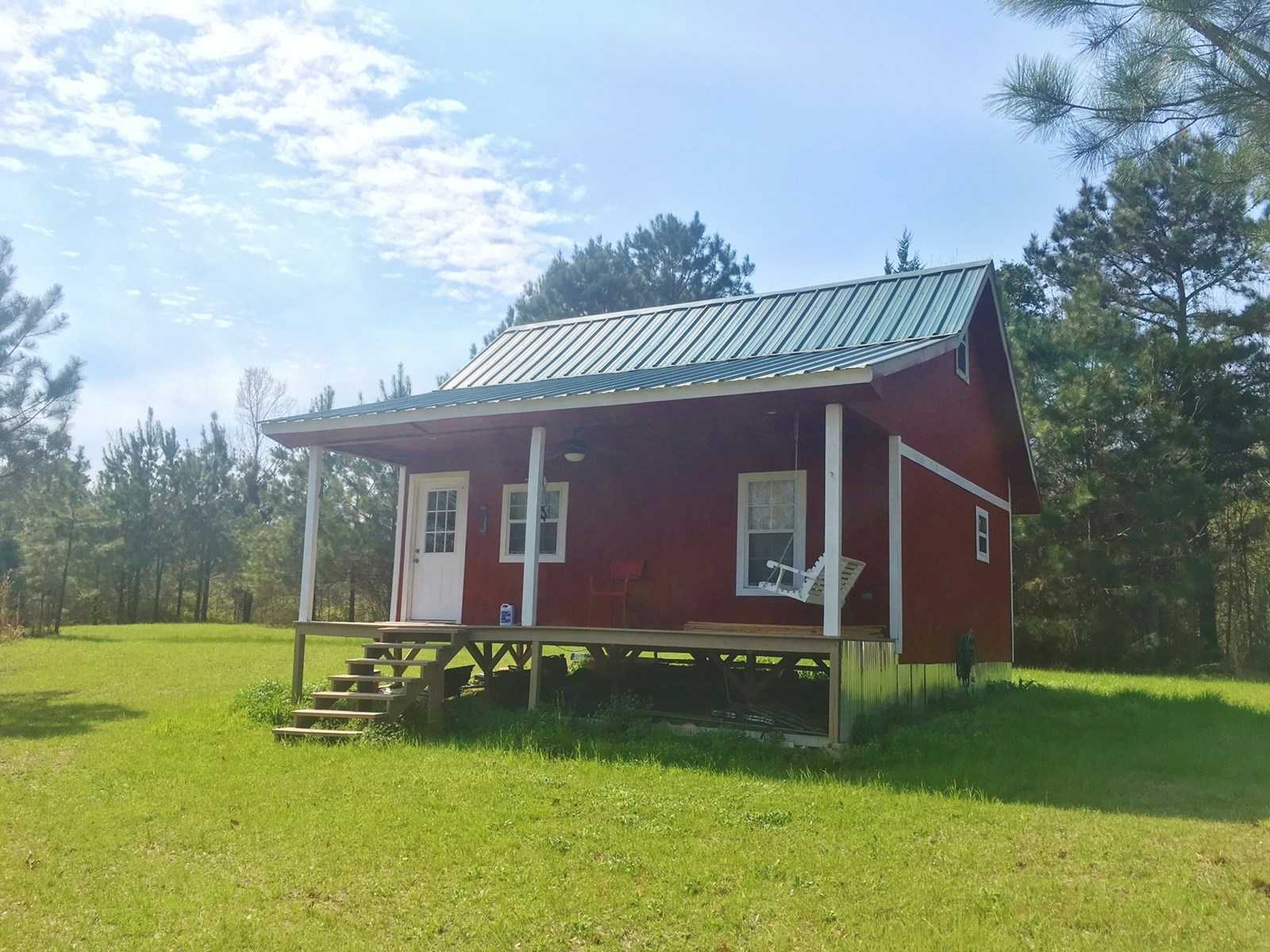 Turnkey Hunting Property in Big Buck Claiborne County, MS