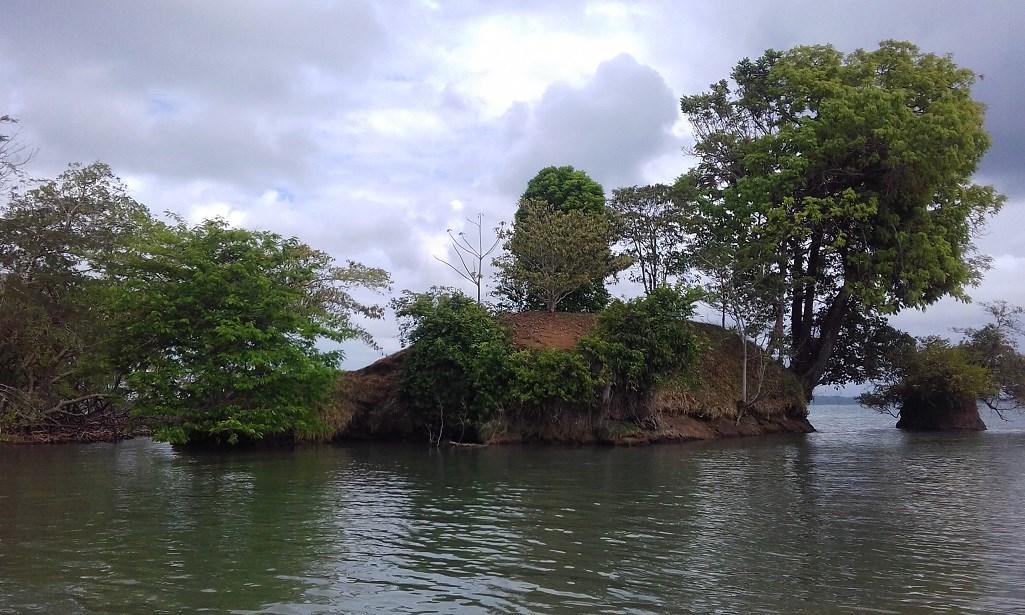 Titled Island Bocas del Toro Panama