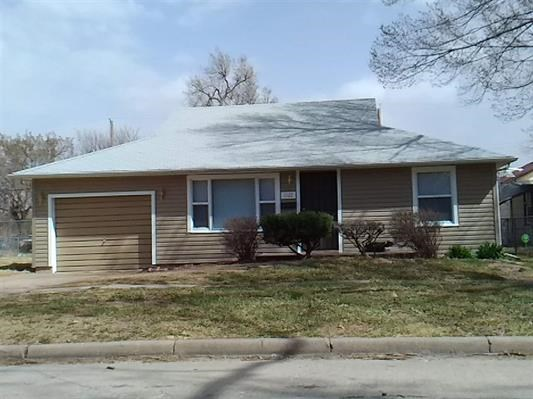 3 BEDROOM HOME FOR SALE, WICHITA, KS