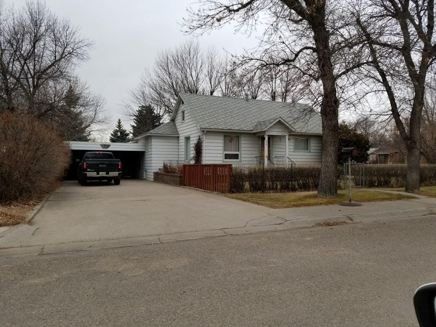 SHELBY MT FOR SALE HOME WITH BASEMENT AND CARPORT