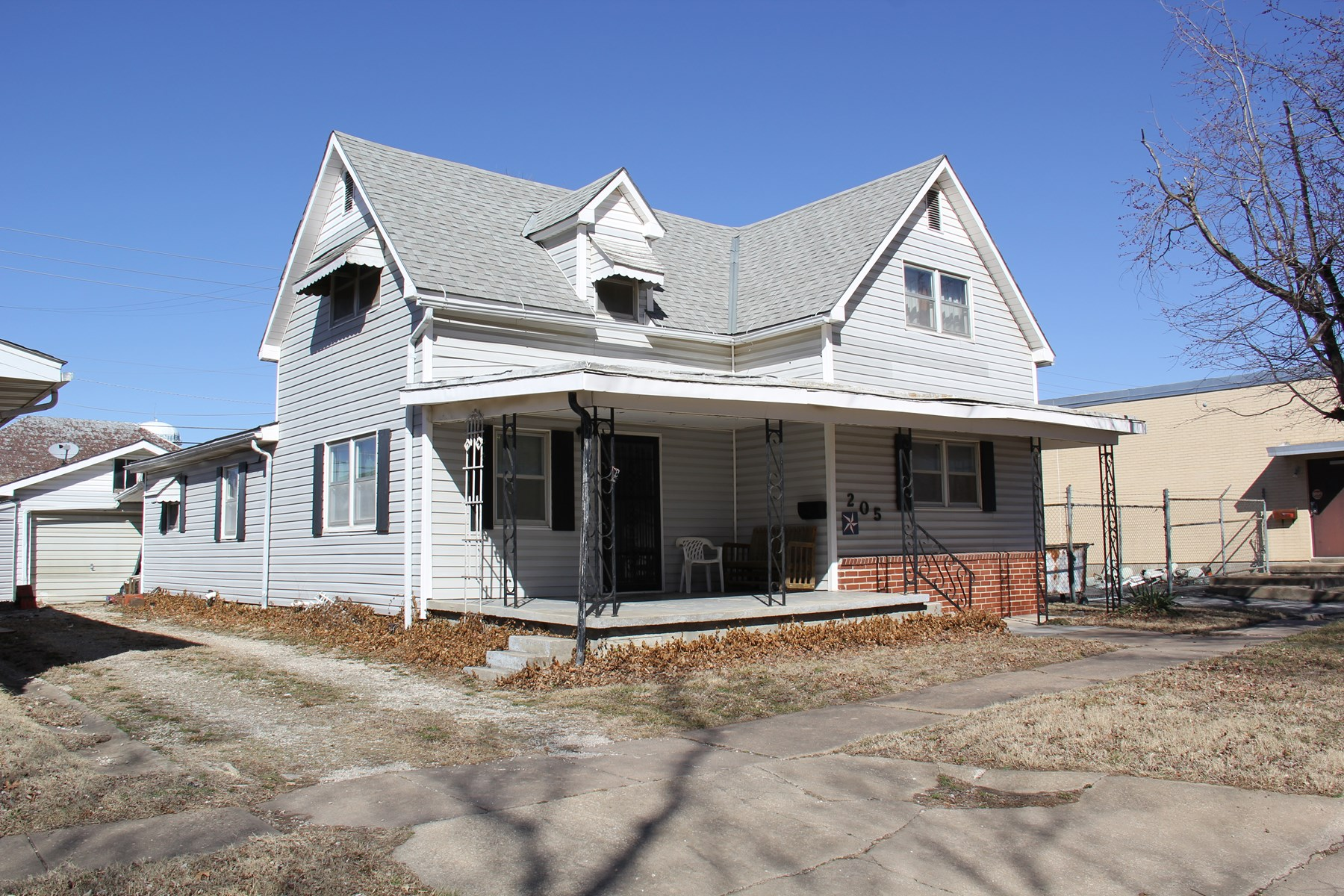 Yates Center, Kansas Home for Sale by Internet Auction