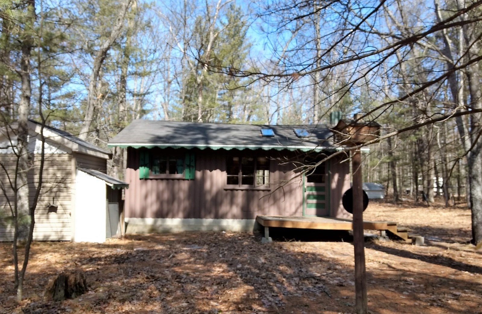 Cabin near Atlanta MI For Sale in Northern Michigan