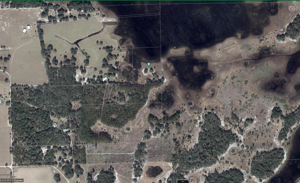 NORTH CENTRAL NEWBERRY FLORIDA WATERFRONT 6.84 ACRES